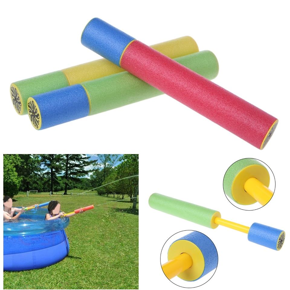 Swimming Play Water Pistol Kids Toys Foam Water Gun Swim Beach Toy