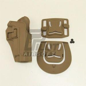 Пилот кобура для пистолета ближнего боя P220/P226, тактическая кобура для оружия, черный загара, бесплатная доставка PI 5004