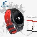 Kinyo Bluetooth smart band männer uhr smartband android Herz Rate Tracker Passometer uhr telefon tragbare geräte armband-in Intelligente Armbänder aus Verbraucherelektronik bei