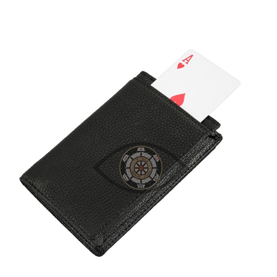 Poker magique, échangeur de cartes portefeuille électronique, carte tour de magie, accessoires magiques, tricherie, accessoire magique, changer de cartes à jouer