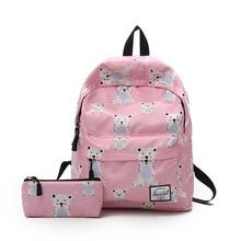 цена на Preppy Style Nylon Backpack Women Backpacks Female School Bags for Girls Fashion Travel Bag High Capacity Rucksack Mochila