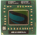 AMD Laptop Notebook CPU processor A4-4300M 2.5Ghz Socket FS1 A4 4300M AM4300DEC23HJ