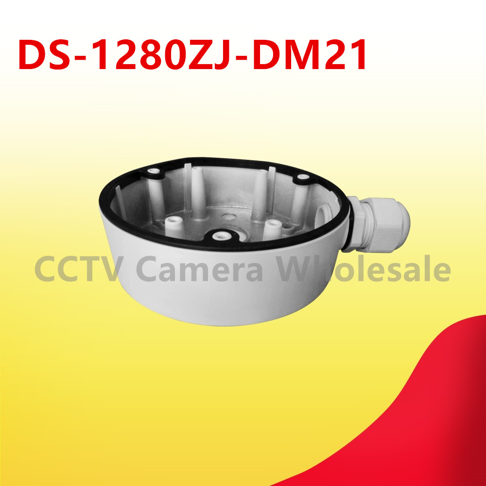 DS-1280ZJ-DM21 CCTV camera junction box bracket for DS-2CD2742FWD-IS, DS-2CD2742FWD-IZS