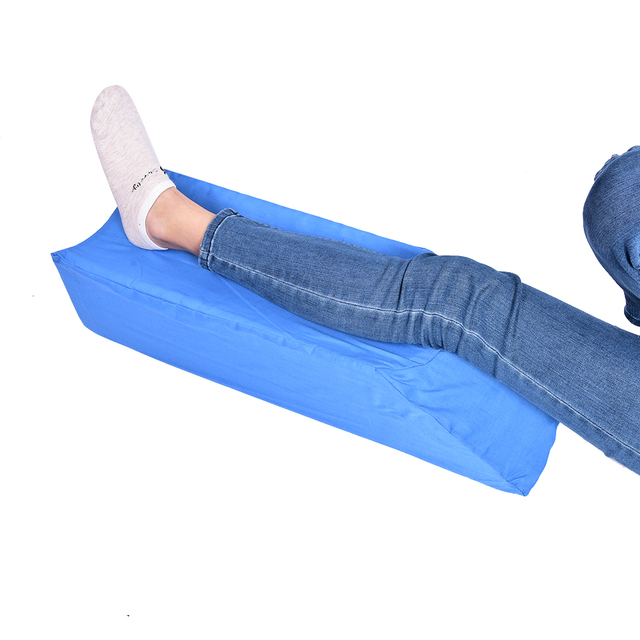 inflatable product with pillow stop back reflux leg this wedge by friends help your snoring white argy relief share bargy support