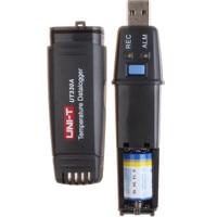 UNI T UT330A Mini USB Temperature Data Recording Logger Meter High Precision Thermometer PC Connecting