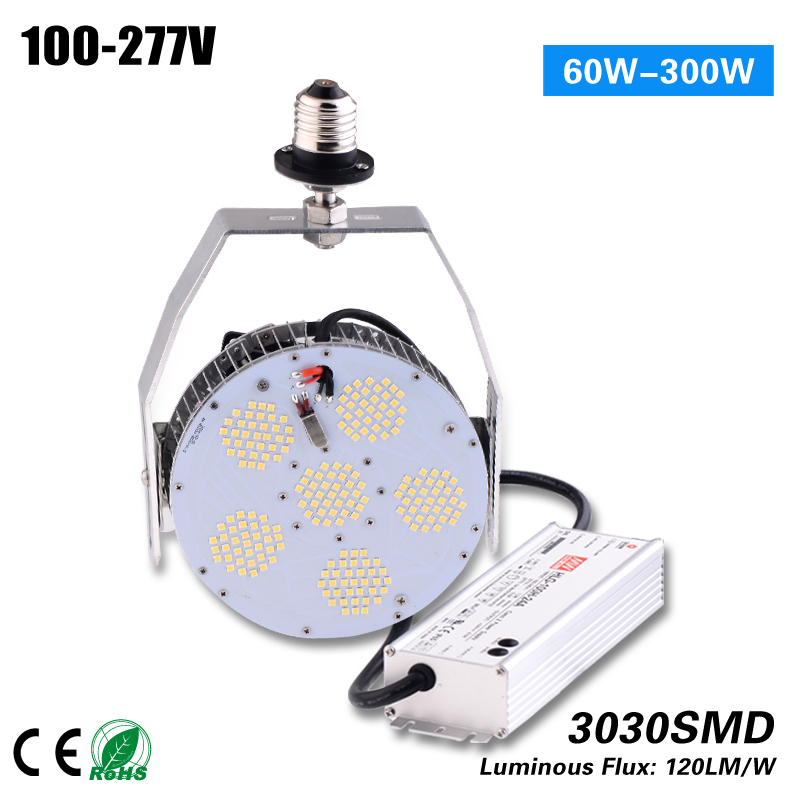 E26/E27/E39/E40 high lumin 100w led retrofit kit replacement HPS 300w CE ETL ROHS listed jw075a1 e