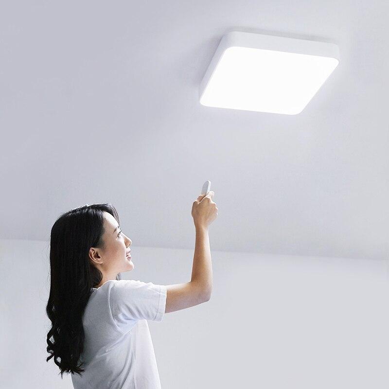 Xiaomi Mijia Yeelight Smart LED Vierkante Plafondlamp APP Afstandsbediening Plafondlamp voor slaapkamer woonkamer - 2