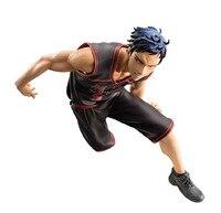 쿠 로코 없음 Basuke Aomine 다이 쿠 로코의 농구 PVC 소장 모델 장난감 인형 피규어 Dowin aomine 다이 그림 D25