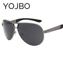 YOJBO gafas de Sol Para Hombre 2017 Adultos Puntos para Mujeres gafas de Sol Polarizadas Gafas De Sol Mujer Polar Conductor Gafas Gafas de Diseño de Marca
