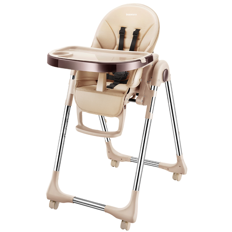 Baby Chairs Children's Chairs Multifunctional Foldable Portable Baby Chairs Eat Dining Tables 5 block adjustable Chairs Seats foldable high chairs baby high chairs feeding table baby dining chair adjustable the height 0 6 years feeding seats