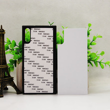 MANNIYA for Sony X XA XA1 XA2 XZ XZ 2 XZ3 Z4 Z5 L1 L2 L3 Blank Sublimation rubber Case with Aluminum Inserts 10pcs/lot