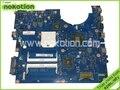 Notebook pc placa principal para samsung r525 placa de sistema motherboard ddr2 sockes1 cpu livre