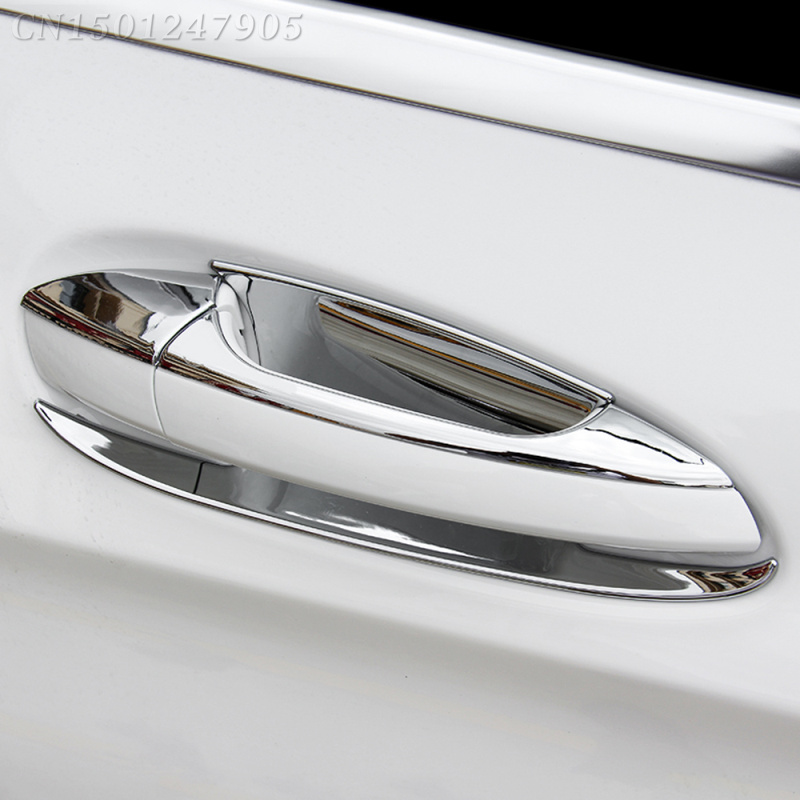 Car Exterior Door Handle Cover For Mercedes Benz B C E Glk Ml Class W204 W204 W212 E200 E250