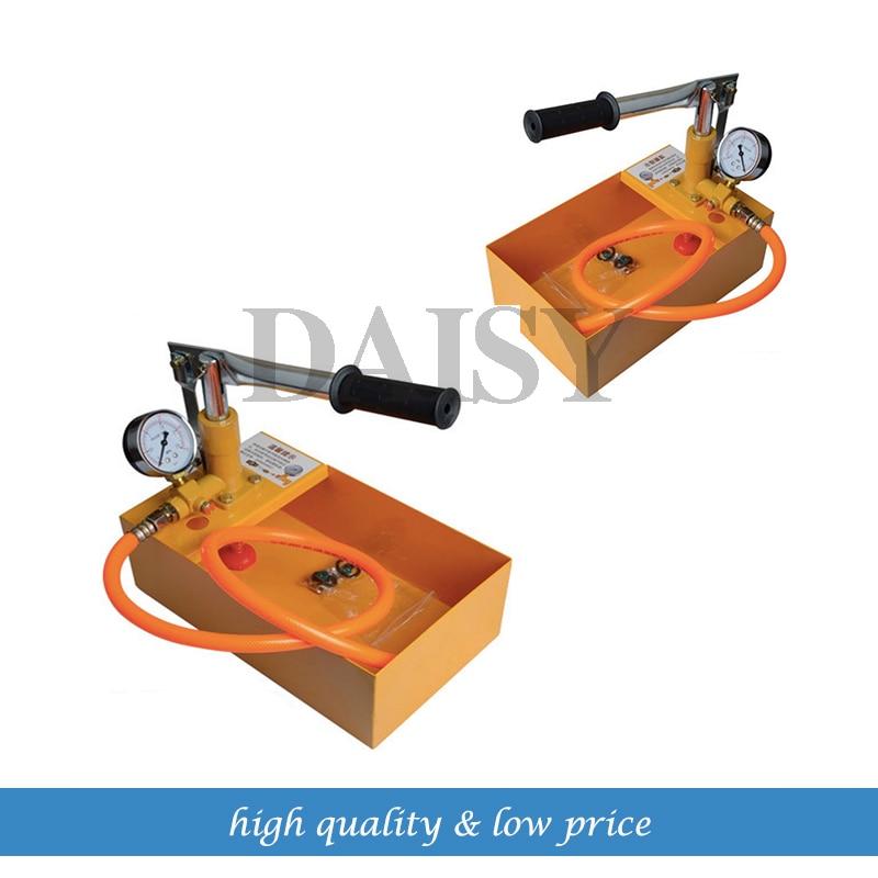High Quality Manual Pressure Testing Pump 25kg цены онлайн