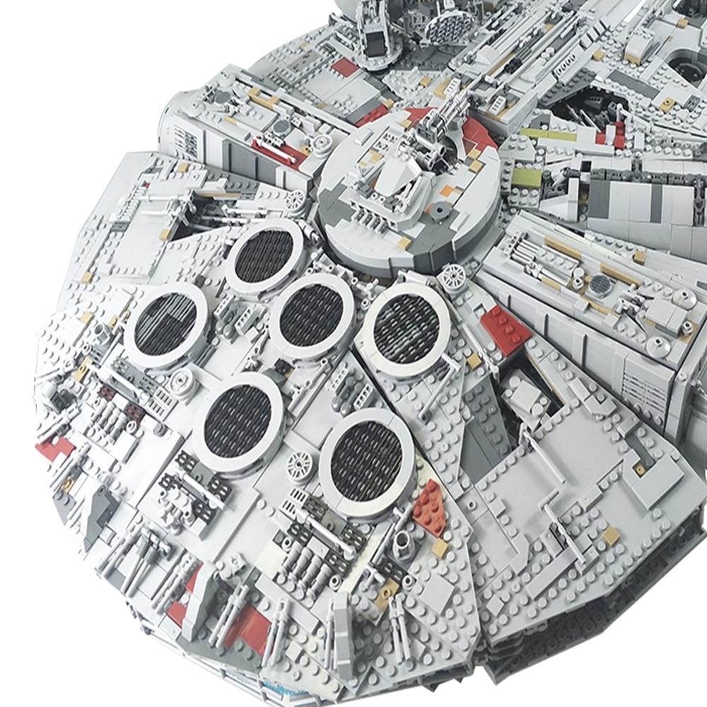 Star Wars Millennium Falcon final de la serie 05132