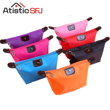 Cosmetic New Portable Women Makeup bag Toiletry bag Travel Wash pouch Cosmetic Bag Make Up Organizer