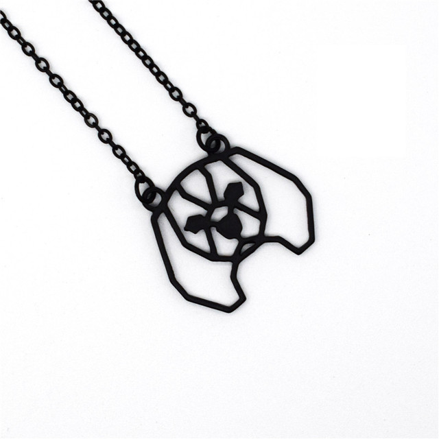 Dog Pendant Necklace  6
