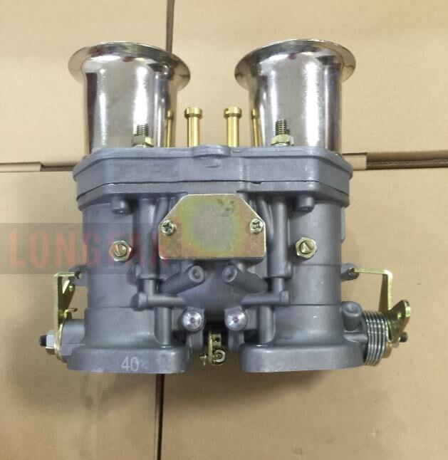 Tout nouveau carburateur 40 IDF 40IDF carburateur oem carburateur + remplacement des cornes d'air pour Dellorto Weber EMPI