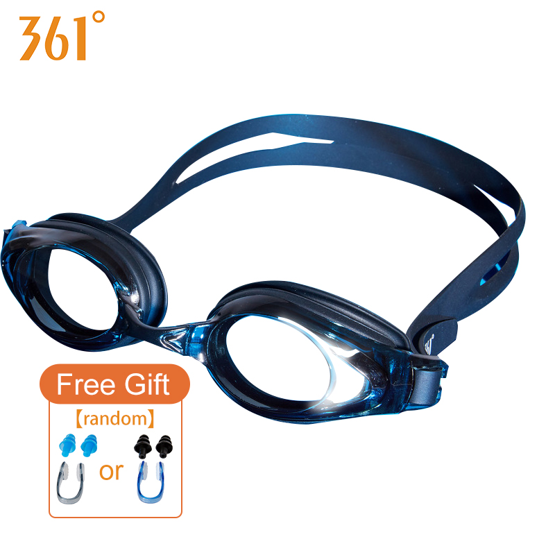 361 Professional Swimming Glasses Pool Anti Foggy Swimming Goggles Silicone Women Men Clear Lens Swim Eyewear Waterproof Eyewear