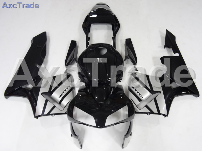 Motorcycle Fairings For Honda CBR1000RR CBR1000 CBR 1000 RR 2004 2005 ABS Plastic Injection Fairing Bodywork Kit Black A510 injection mold fairing for honda cbr1000rr cbr 1000 rr 2006 2007 cbr 1000rr 06 07 motorcycle fairings kit bodywork black paint