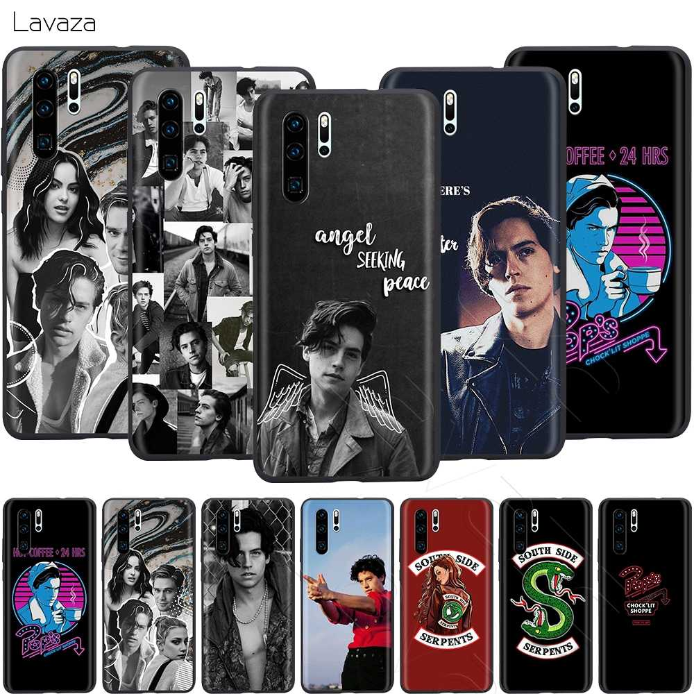 Lavaza Riverdale Jughead Jones Crown Case for Huawei Mate Y7 Y9 P8 P9 P10 P20 P30 Lite Pro P Smart Mini 2017 2019