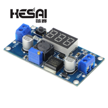 LM2596 LM2596S Power Module + LED Voltmeter DC-DC Adjustable Step-down Power