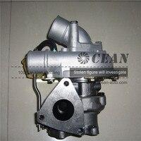 Turbocharger HT12-19B HT12-19D 14411-9S000 047282 para nissan Navara Datsun Truck ZD30 HT12 14411-9S00A