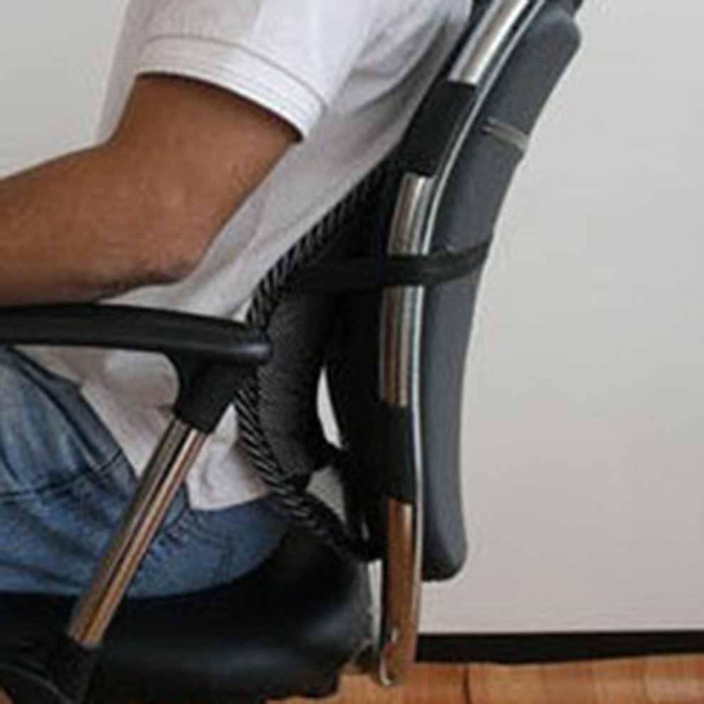 Universel 12V Auto électrique Massage voiture taille siège dossier coussin Protection lombaire dossier véhicule intérieur fournitures