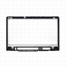 14 אינץ LCD מסך מגע הרכבה עם מסגרת עבור HP Pavilion X360 14 ba001la 14 ba002la 14 ba003la 14 ba004la 14 ba005la