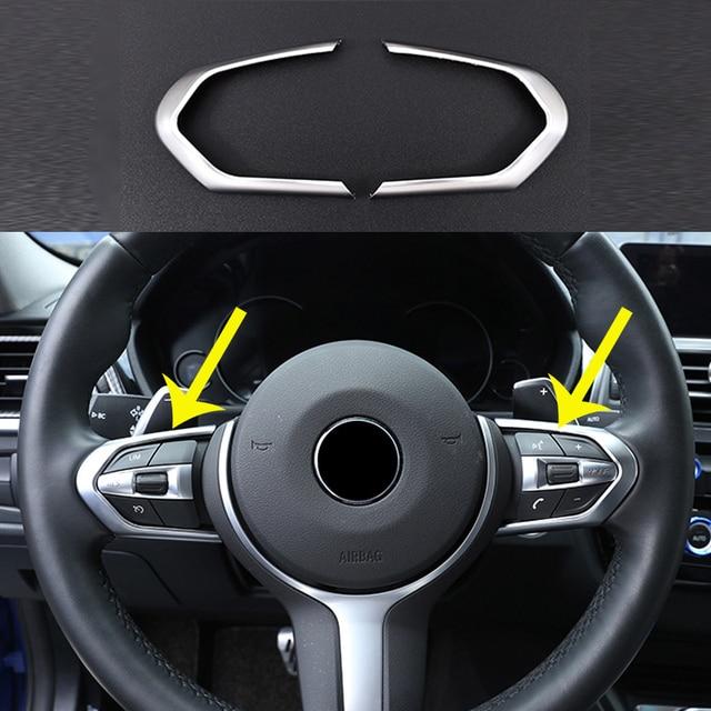 M Sport Steering Wheel Sticker For Bmw M Performance F20 F22 F21 F30