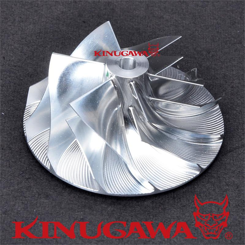Kinugawa Turbo Billet Compressor Wheel 40 94 53 72mm 6 6 for Nissan ZD30 HT12 19B in Turbo Chargers Parts from Automobiles Motorcycles