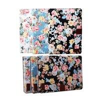Bloem Voor 2017 Apple iPad Pro Slim Leather Smart Case Voor iPad Pro 12.9 Cover Case