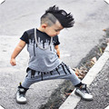 Baby Boys Kid SportsWear Tracksuit Outfit Suit Summer kids boys clothes clothing set