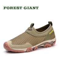 FOREST GIANT Men Casual Shoes Lightweight Breathable Flats Men Shoes For Adult Fashion Footwear Zapatillas Hombre 1079