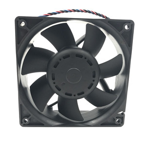 Image 4 - Ventilador do mineiro para a eletrônica delta afb1212ghe 120mm dc 12v 3.24a 3 pinos ventiladores de refrigeração de alta velocidade, 5200rpm 220cfm