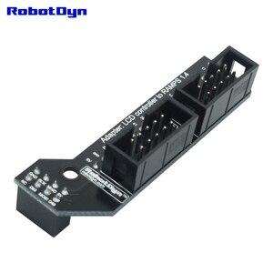 Image 4 - 3D drukarki i zestaw podstawowy CNC. MEGA 2560 R3 + RAMPS 1.4 + Adapter + kabel micro usb (50 cm) kompatybilny z projektami Arduino i RepRap