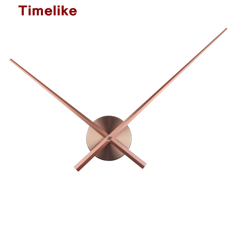 worksheet Large Clock Hands large clock hands reviews online shopping hot sale diy needles wall clocks 3d home art decor quartz mechanism accessories saat horloge murale klok