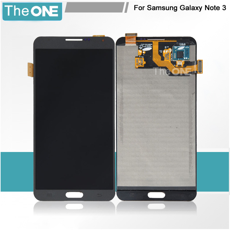 For Samsung Galaxy Note 3 N9000 N9005 New White/Black LCD Display Panel Screen+Digitizer Touch Screen Glass Assembly Replacement 100% brand new lcd digitizer touch screen display assembly for samsung galaxy note 4 n910 n910a n910v n910p n910t black or white