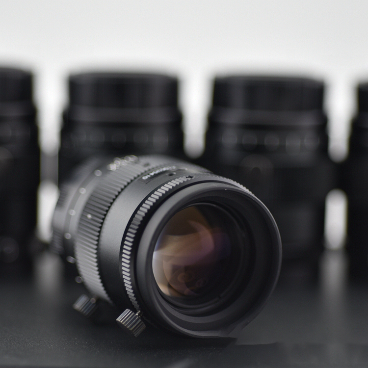 Used Secondhand Original VST VS-LD35 Low Distortion 35mm 0.3x-0.5x 2/3 Industry Lens