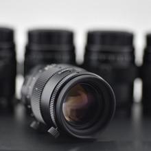 Подержанный VST VS-LD35 с низким искажением 35 мм 0.3x-0,5x2/3 промышленный объектив