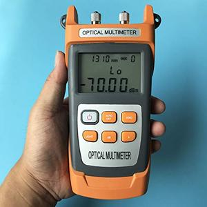 Image 4 - KING 30S 2in1 Fiber optical power meter  70 to +10dBm and 1mw 5km 10KM Fiber Optic Cable Tester Visual Fault Locator