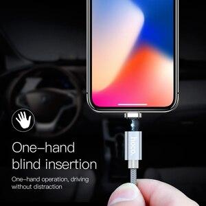 Image 4 - HOCO Từ Tính Loại C Sạc Nhanh USB Loại C USB C Sạc Dữ Liệu Nam Châm Dành Cho Xiaomi Huawei LG điện Thoại Di Động Dây Cáp 1M