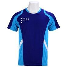 a2549f5bc Original Xiom Ténis de Mesa Roupas Para Homens Roupas T-shirt Camisa de  Manga Curta