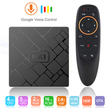 Android TV HK1 Netflix Smart BOX Streaming 7.1 Box W/Google Voice Control Amlogic S905W 2GB 16GB Media Player V X96 mini