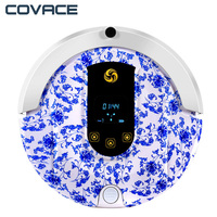 COVACE FR 812 Planned Route wifi Robotic Vacuum Cleaner For Home Vacuum Robot Strong Suction