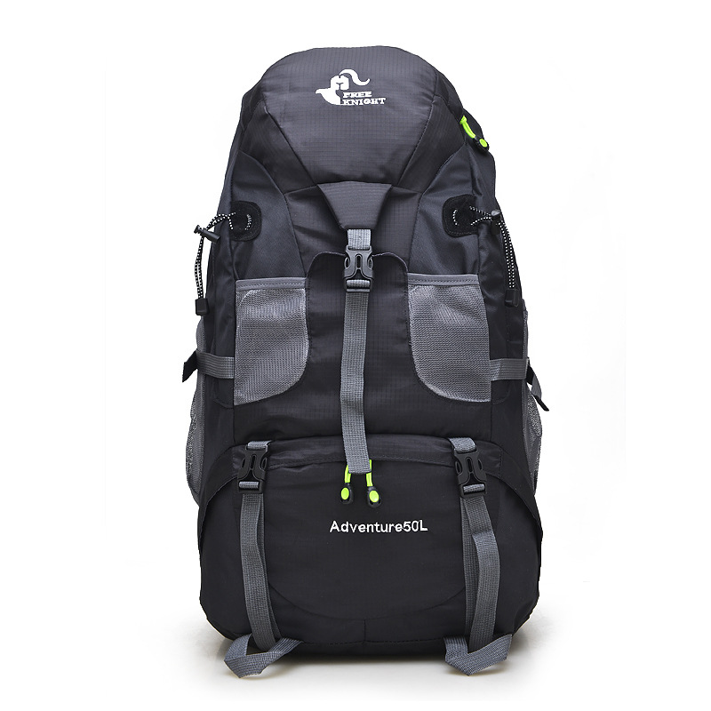 Sport Bag Hiking Backpacks Free Knight 50L Big Capacity Outdoor Sports Bag Mountaineering Camping Travel Backpacks for Women Men