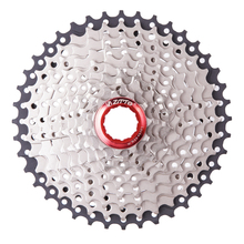 11-40T 10 Speed Wide Ratio MTB Mountain Bike Bicycle Cheap Cassette Sprockets for shimano m590 m6000 m610 m675 m780 X5 X7 X9 DH