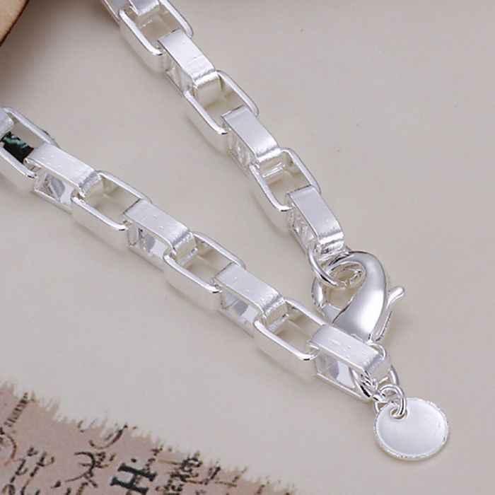 925 trang sức mạ bạc trang sức vòng tay thời trang tinh tế Vòng Tay Chất lượng hàng đầu bán buôn bán lẻ SMTH203