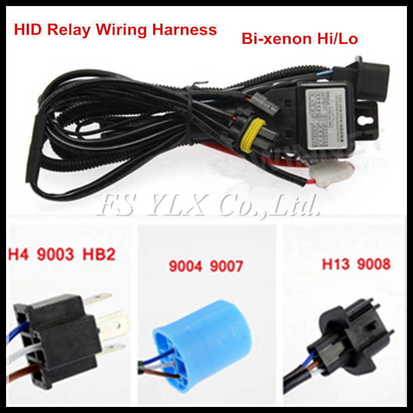font b HID b font Wiring Replacement 35W 55W font b HID b font H online get cheap h13 9008 hid kit aliexpress com alibaba group  at aneh.co