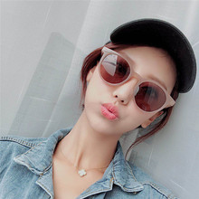 MARC sunglasses Plastic women fashion personality Oculos sol gafas sunglasses trend UV400 Wrap classic Cat eye Resin Brown Brand arnett fd720 fashion brown resin lens uv400 protection sunglasses for women brown